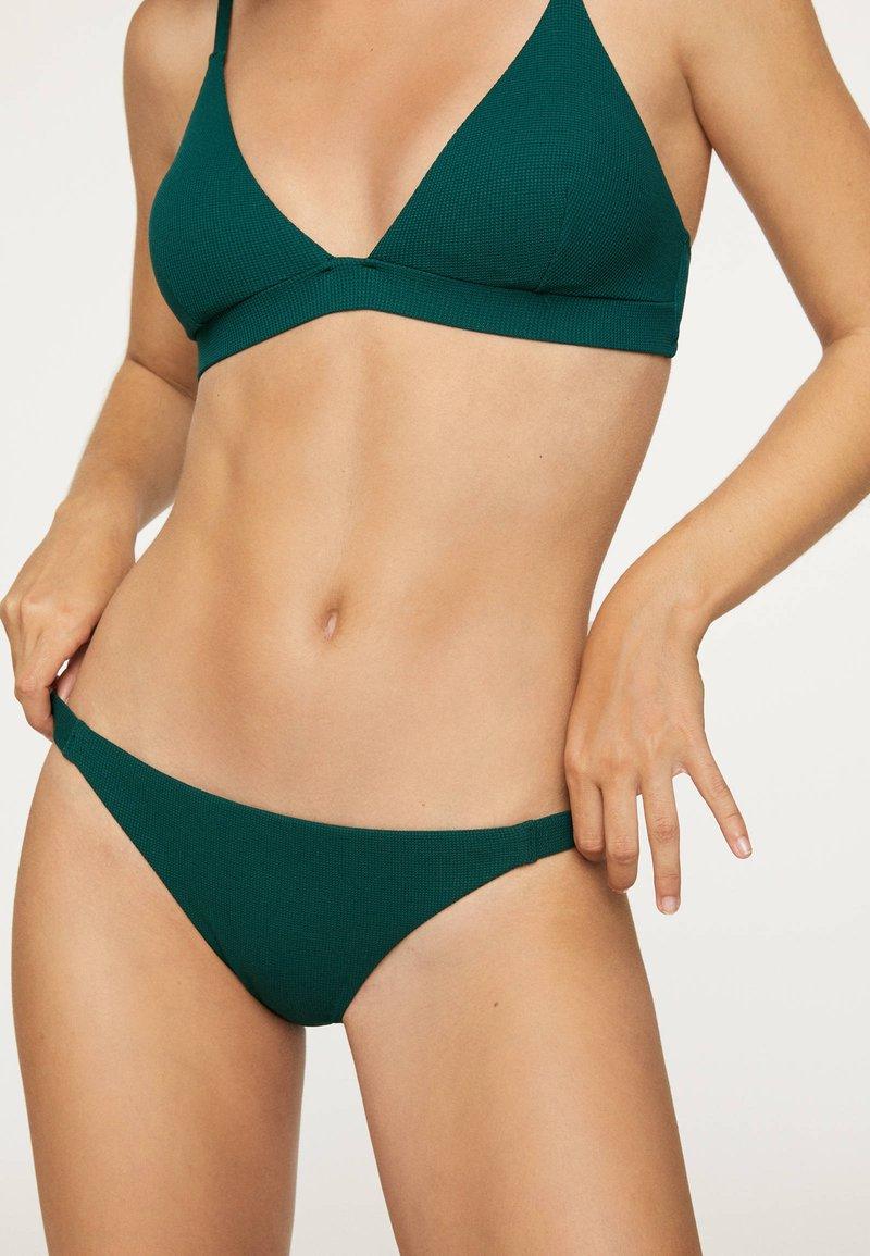 OYSHO - 30733139 - Bikini bottoms - evergreen