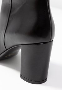 Filippa K - MIRANDA HIGH BOOTIE - Classic ankle boots - black - 2