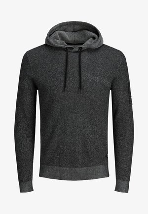 STRICK - Sweat à capuche - Black