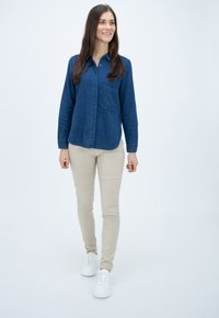 CLOSED - HAILEY - Button-down blouse - blue - 1