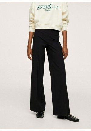 PANTALON  - Trousers - noir