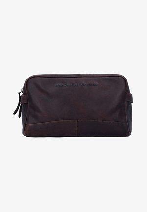 STEFAN  - Wash bag - brown
