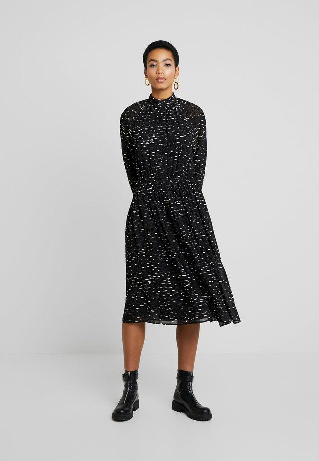 SAGAMI DRESS - Korte jurk - black