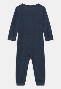 Lindex - ONESIES BABY UNISEX - Pyjamas - blue melange - 1