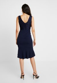 Sista Glam - ARIANNE - Cocktail dress / Party dress - navy - 3