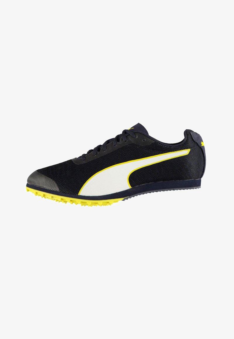 Puma - EVOSPEED STAR 6  - Spikes - black /yellow