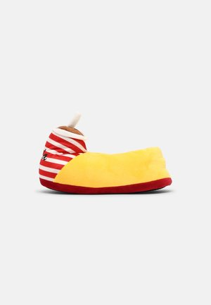 COLA CUP - Pantoffels - red/yellow
