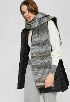 Scarf - medium grey