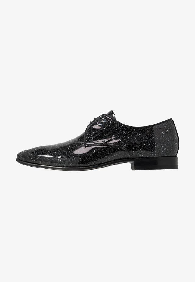 LACE SHOE CHRISTMAS SPECIAL - Derbies - black