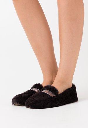 CLASSY - Slippers - dark grey