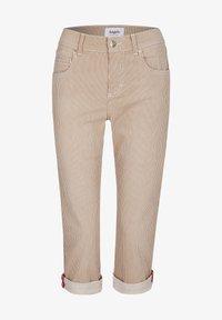 Angels - CICI TU - Denim shorts - sand - 0
