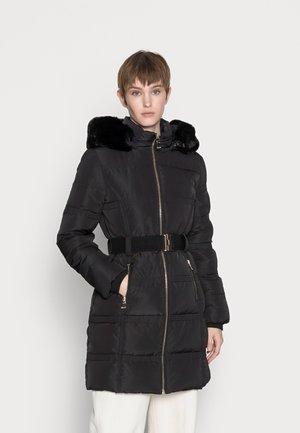 Winterjas - black