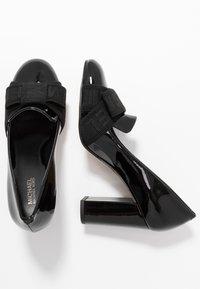 MICHAEL Michael Kors - AMES - High heels - black - 3