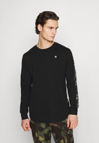 G-Star - LASH - Långärmad tröja - black - 0