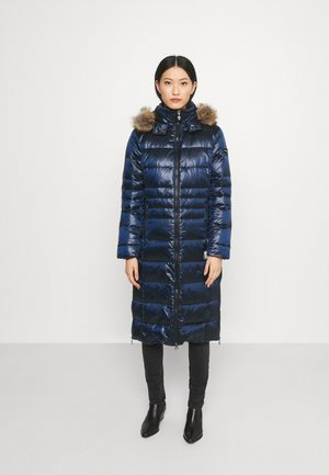 COAT - Kabát zprachového peří - midnight blue