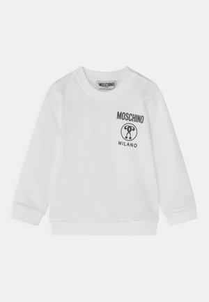 UNISEX - Sweatshirt - optic white