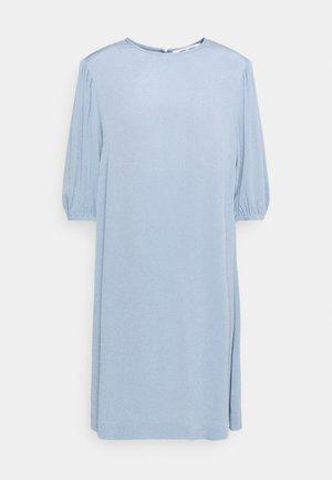 ARAM DRESS - Vapaa-ajan mekko - dusty blue