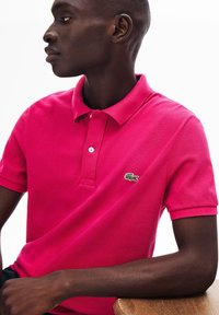 Lacoste - PH4012 - Polo - rose fushia - 2