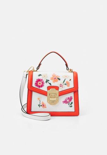 ADRYNIEL - Handbag - white/multi