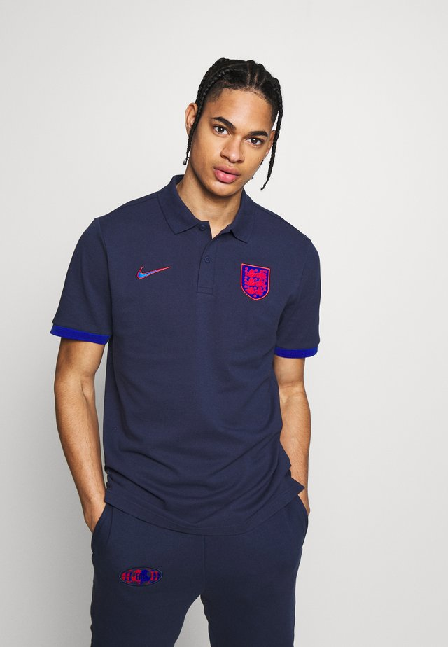 ENGLAND ENT  - Squadra nazionale - midnight navy/sport royal/challenge red