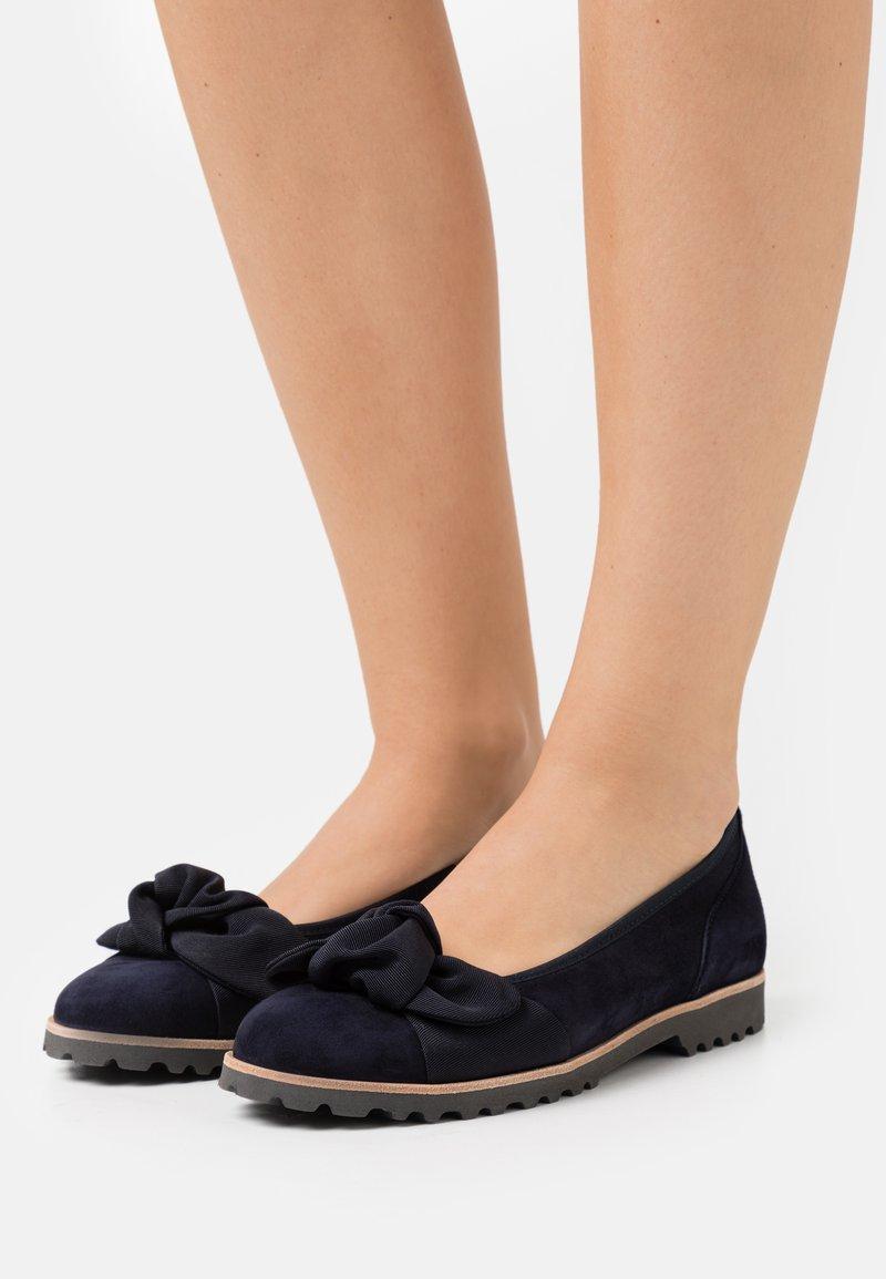 Gabor - Ballet pumps - atlantik
