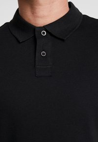 Pier One - 2 PACK - Poloshirt - petrol/black