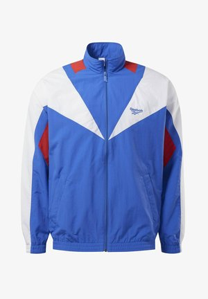 CLASSICS TWIN VECTOR TRACK JACKET - Light jacket - blue