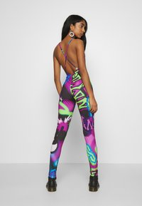 Jaded London - SQUARE NECK CATSUIT - Jumpsuit - multi-coloured - 2