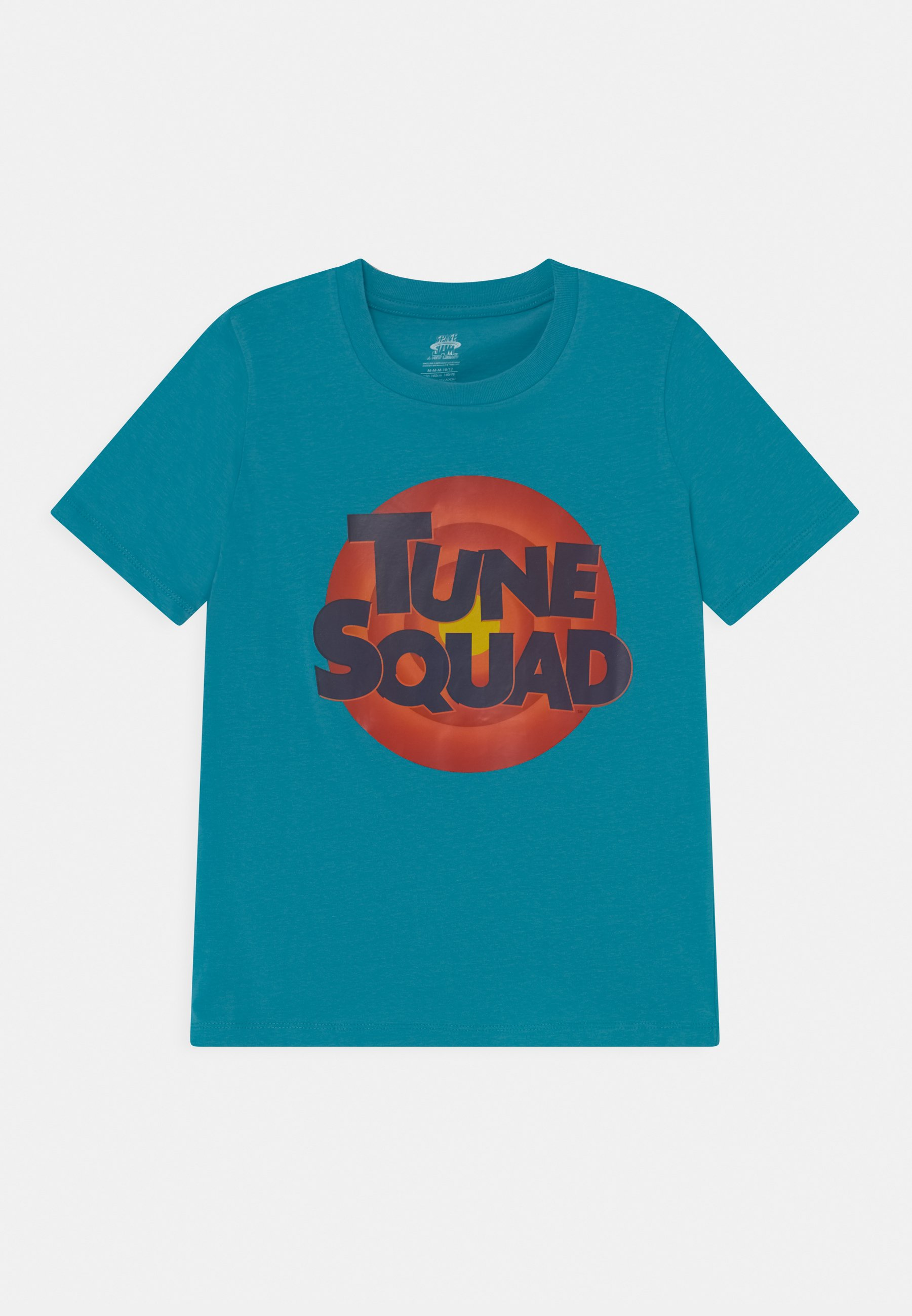 Kids SPACE JAM TUNE SQUAD LOGO TEE UNISEX - Print T-shirt