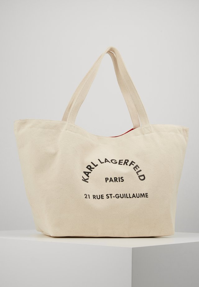 RUE ST GUILLAUME TOTE - Tote bag - natural