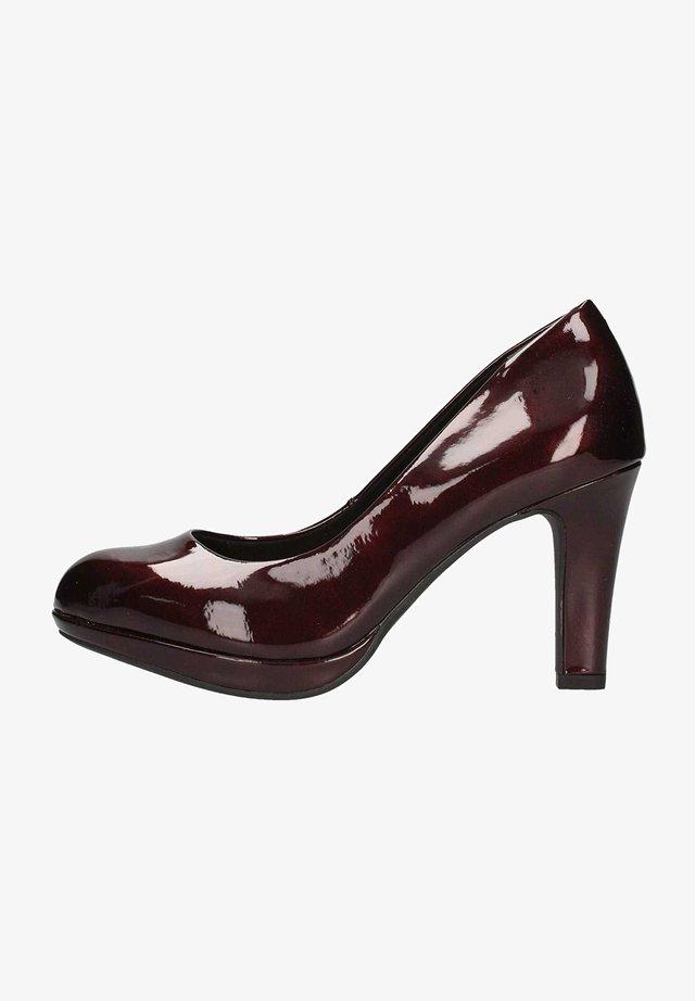 Classic heels - bordeauxmpat
