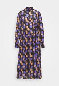 Hofmann Copenhagen - RIKA PRINT - Denní šaty - black - 0