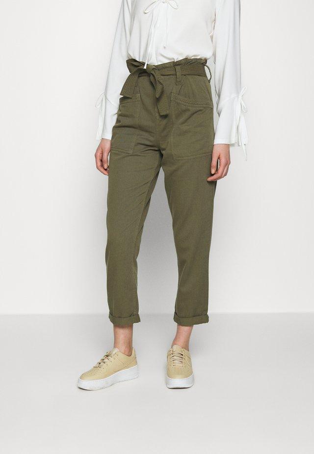 BILLY - Trousers - khaki