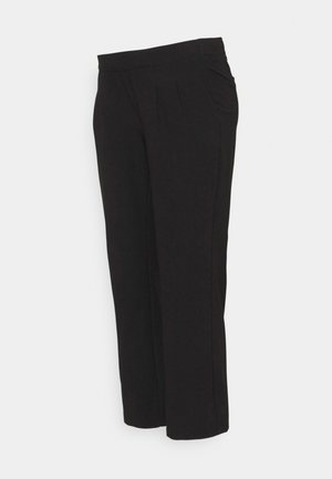 MLIDA BUSINESS 7/8 PANT - Trousers - black