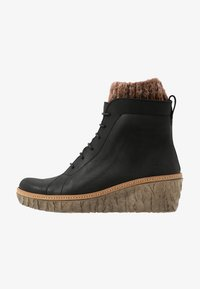 El Naturalista - MYTH  - Wedge Ankle Boots - pleasant black - 1