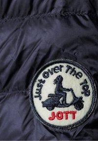 JOTT - CLOE - Gewatteerde jas - marine - 3