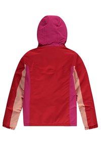 O'Neill - BLAZE JACKET UNISEX - Snowboard jacket - fiery red - 1