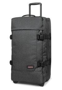 Eastpak - TRANVERZ - Wheeled suitcase - black denim - 2