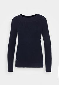 GASSED BRAC BALLET NECK - Jumper - navy