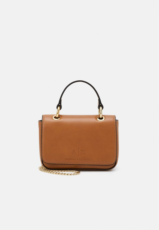 CROSSBODY - Handbag - marrone chiaro