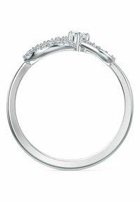 Swarovski - INFINITY - Ring - silber - 3