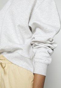 Weekday - AMAZE  - Sweatshirt - light grey - 5