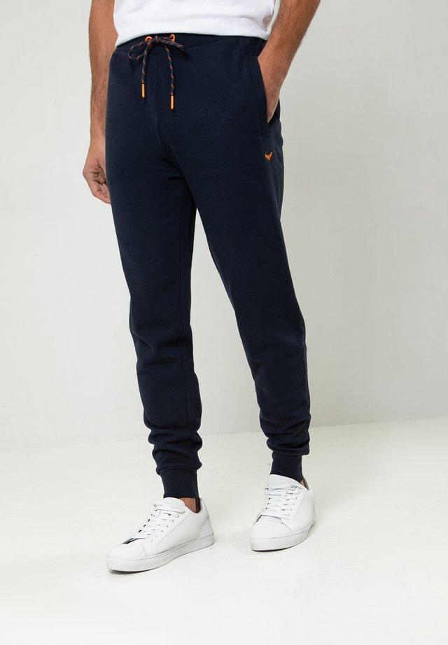TRIFOLIATE - Teplákové kalhoty - blau