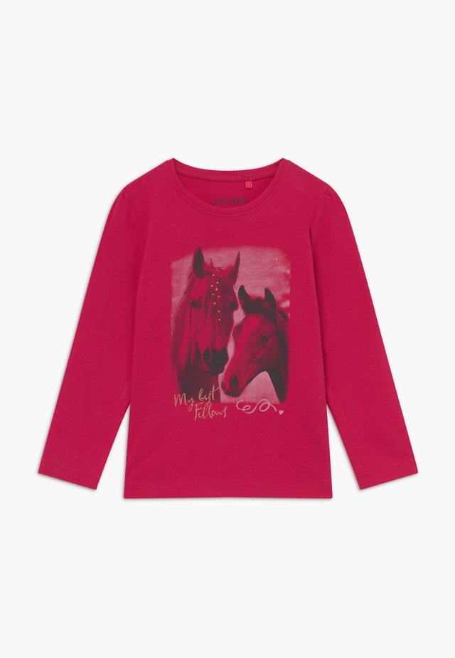 KIDS HORSE - T-shirt à manches longues - magenta