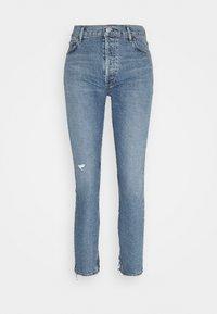 Agolde - HEADLINES NICO  - Slim fit jeans - medium indigo - 0