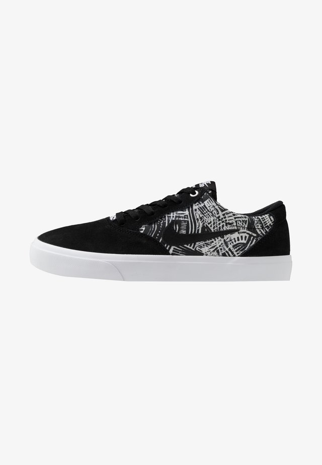 CHRON SLR PRM UNISEX - Sneakers laag - black/white