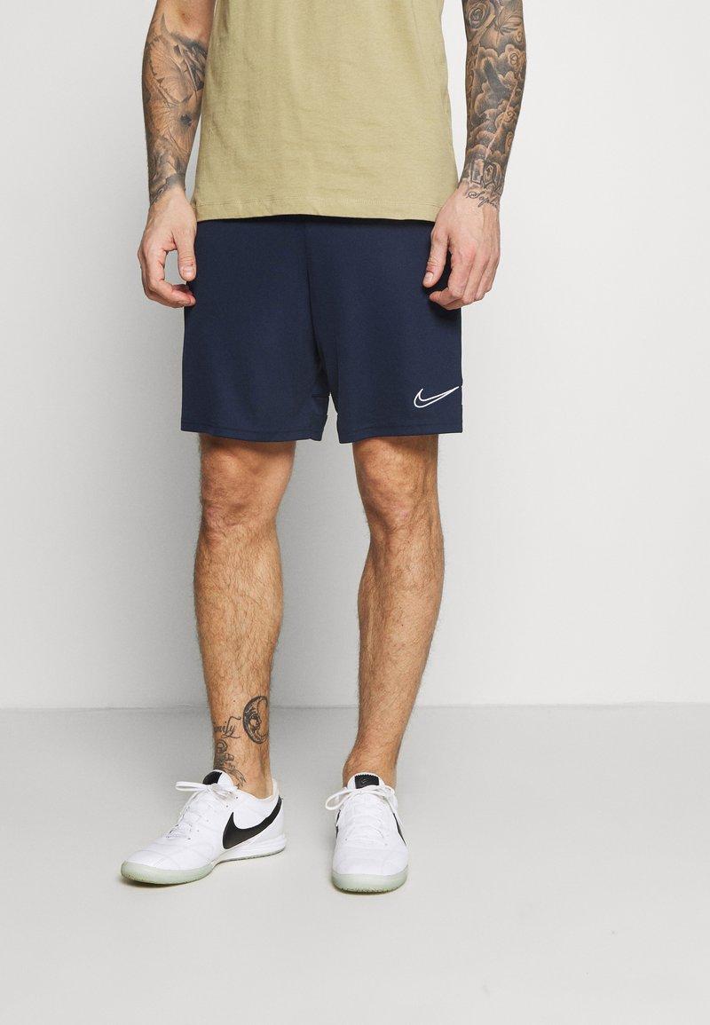 Nike Performance - SHORT - Pantaloncini sportivi - obsidian/white