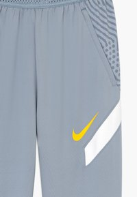 Nike Performance - DRY STRIKE  - Teplákové kalhoty - obsidian mist/laser orange - 3
