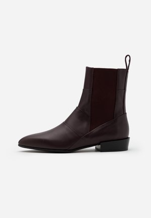 DREE BOOTIE - Classic ankle boots - wine