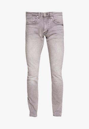 Jeans slim fit - grey/black